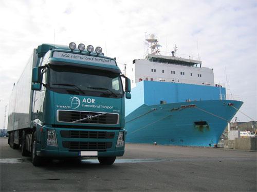 AOR International Transport